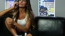 FantasyMassage August Ames Erotic Masseuse