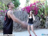 RealityJunkies Tiny Teen Pressley Carter Slammed Hard