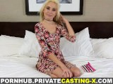 Private Casting-X - Cash-hungry nubile gets fucked